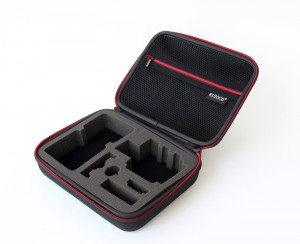 Customized hard shell case with foam for tools packaging