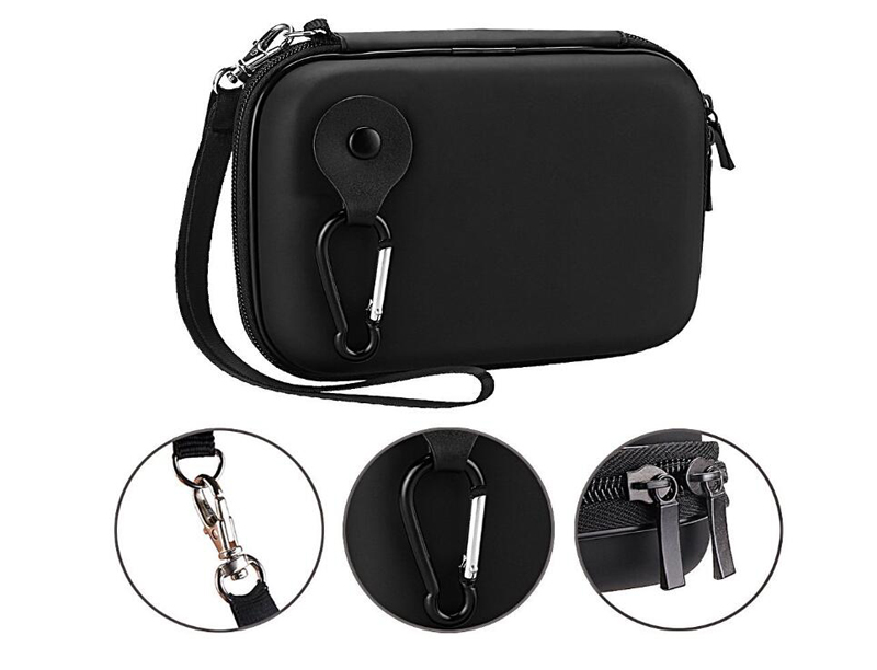 Portable Charger External Battery Power Bank Carrying Travel Case Bag