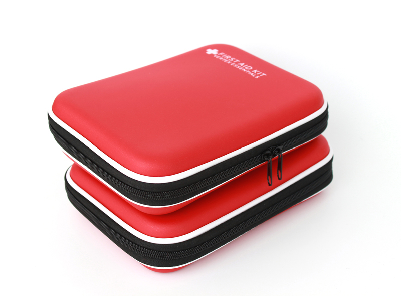 Compact First Aid Kit Medical Bag Car Home Survival