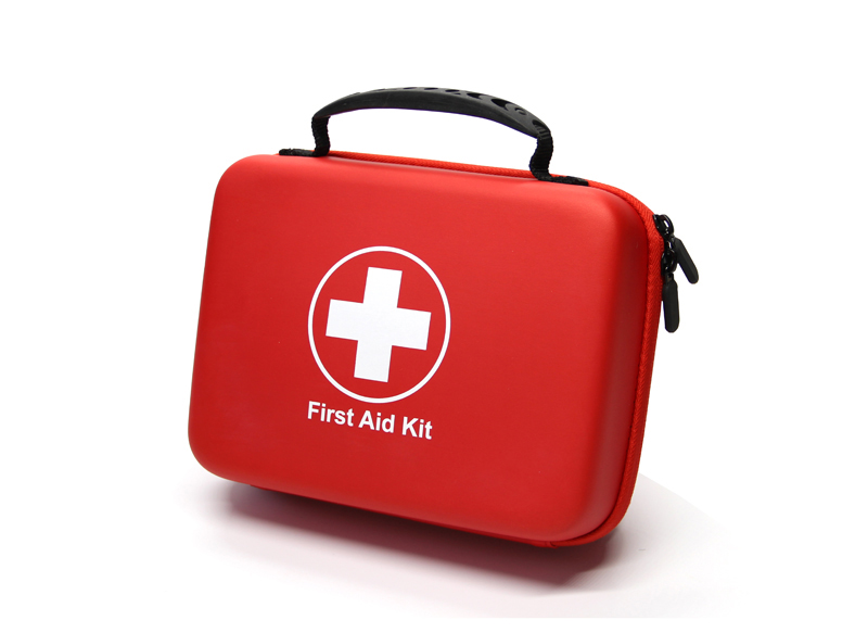 All-purpose First Aid Kit, Soft Case with Zipper