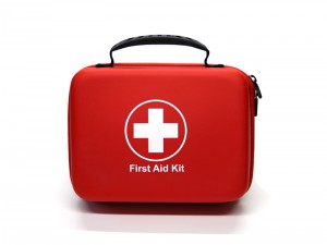 Prijenosni opstanak First Aid Kit Bag za hitne kod kuće, Sports Travel, Na otvorenom, Car, Kamp, Office i planinarenje