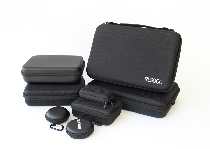 Multifunction Protective Hard Travel Carrying Case, Portable Storage Bag For Bluetooth/Wired Headset