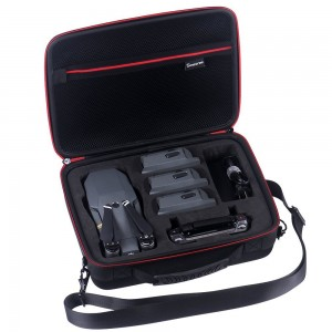 Hihg-Quality shockproof hard shell Eva Protective Drone carrying Case waterproof