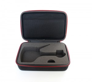 Portable protective EVA hard tool case plastic box