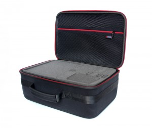 Custom waterproof Compact ar drone carrying case for sale