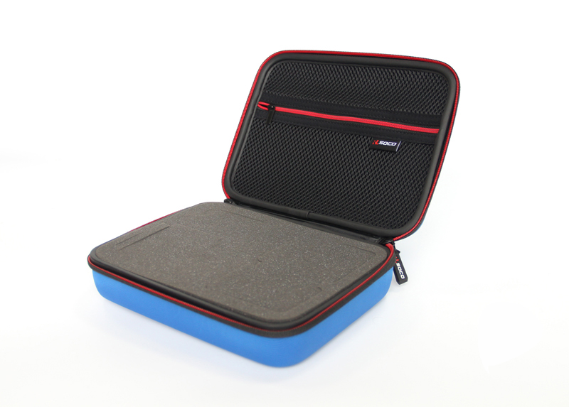 Water Resistant Carrying Case for GoPro Hero Cameras