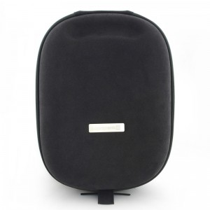 Zipper Headphone meşê de Case Storage Bag Pouch