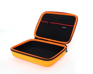 Shockproof Case Portable Waterproof per PARIGI Eroi