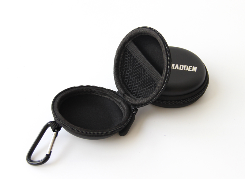 Custom wholesale waterproof EVA Hearing aid carrying case