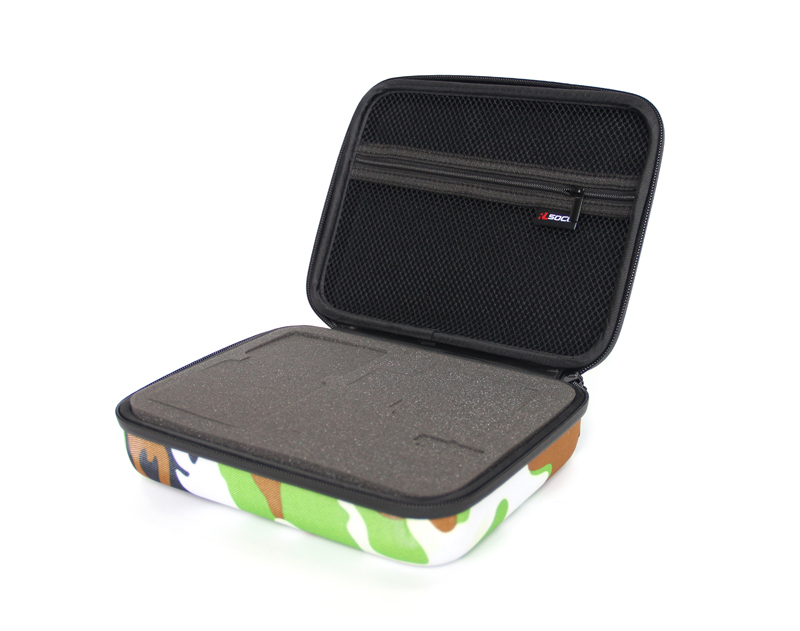 Hard carrying case for gopro case accessories Featured Image
