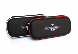 Best quality shockproof Zipper Close Hard Eva Custom Design Pencil Case