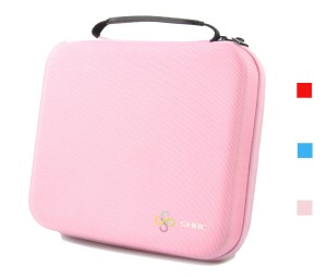 Stylish Essential Oil Carrying Case – Securely Holds 30 Bottles