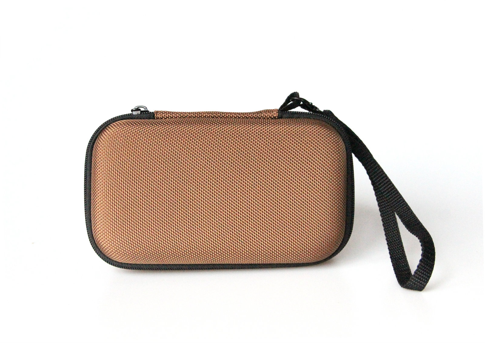 Custom waterproof hard carrying case for 5-inch gps