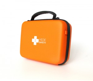 Factory wholesale EVA first aid carrying case