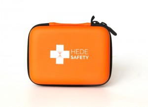Good Quality Medical hard shell Eva First Aid Kits case For Travel And Car