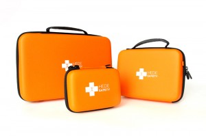 China factory high quality Protable First Aid Case, Eva First Aid Kit Box