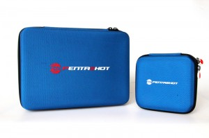 Factory OEM waterproof hard EVA personalized hard tool Case with polyester surface