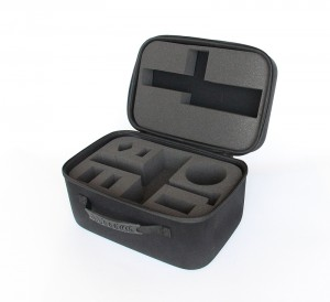 Factory wholesale New Type Waterproof Eva Foam Camera Case
