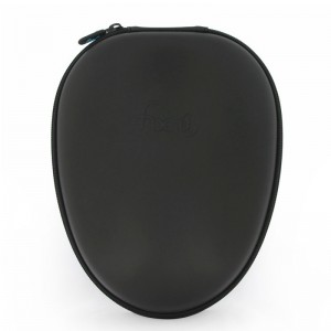 Portable shockproof EVA hard carrying case for headphones