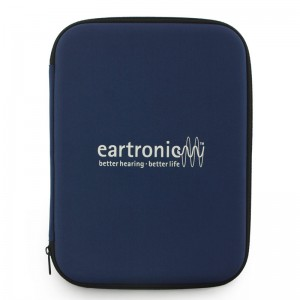 Shockproof custom EVA headphone carrying case