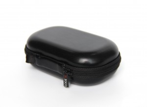 SHBC Top Quality hard shell EVA earphone storage case