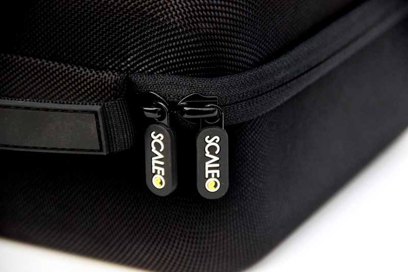 Shockproof hard protective travel carrying case